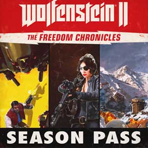 Buy Wolfenstein 2 The Freedom Chronicles Season Pass CD Key Compare Prices