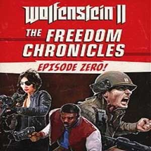 Wolfenstein 2 The Freedom Chronicles Episode Zero