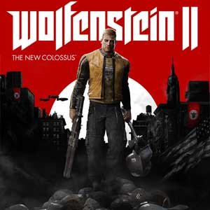 Buy Wolfenstein 2 The New Colossus Xbox One Code Compare Prices