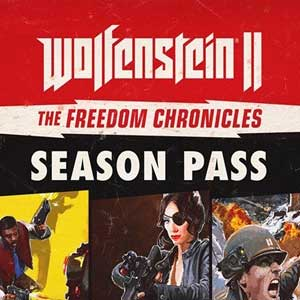 Wolfenstein 2 The New Colossus Season Pass