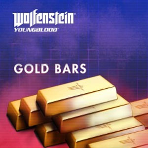 Wolfenstein Youngblood Gold Bars