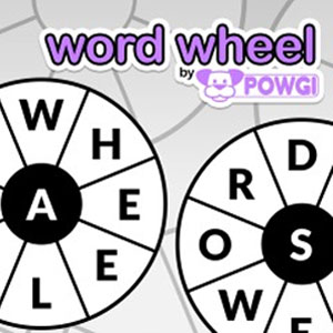Buy Word Wheel by POWGI Nintendo Switch Compare Prices