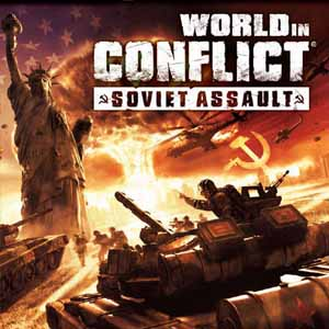 Buy World in Conflict Soviet Assault CD Key Compare Prices