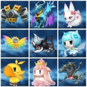WORLD OF FINAL FANTASY Creature Pack