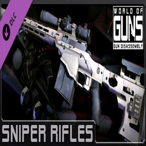 Buy World of Guns Gun Disassembly Sniper Rifles Pack 1 CD Key Compare Prices