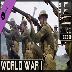 World of Guns Gun Disassembly World War 1 Pack 1
