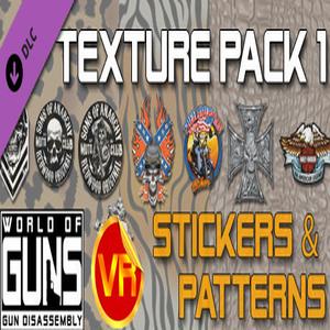 World of Guns VR Texture Pack 1