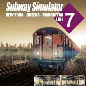 World of Subways 4 New York Line 7