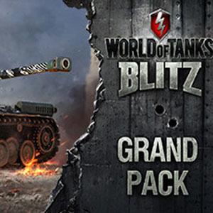 World of Tanks Blitz Grand Pack