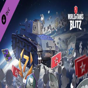World of Tanks Blitz Space Pack