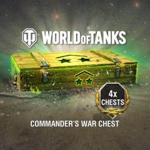 World of Tanks Commander's War Chests