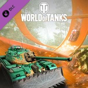 World of Tanks Dread Dozer M48 Räumpanzer