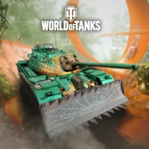 World of Tanks Dread Dozer M48 Räumpanzer Ultimate