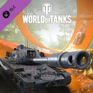 World of Tanks Fangula AE Phase 1