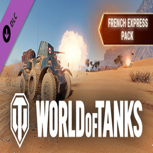 World of Tanks French Express Pack