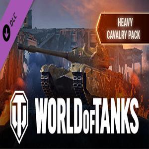 World of Tanks Heavy Cavalry Pack