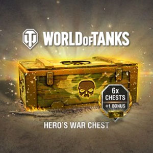 World of Tanks Hero's War Chest