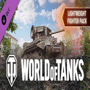 World of Tanks Lightweight Fighter Pack