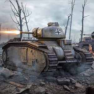 Buy World of Tanks Pz.Kpfw. B2 740 (f) CD Key Compare Prices