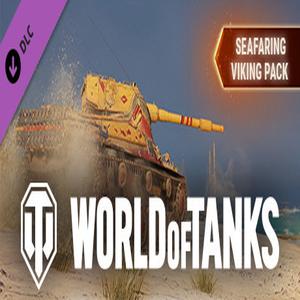 World of Tanks Seafaring Viking Pack