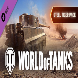 World of Tanks Steel Tiger Pack