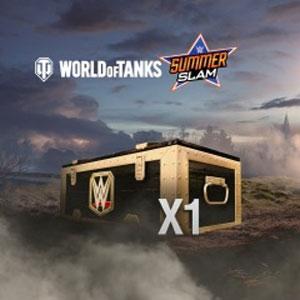 World of Tanks SummerSlam Chests