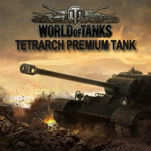 Buy World of Tanks Tetrarch Premium Tank CD Key Compare Prices