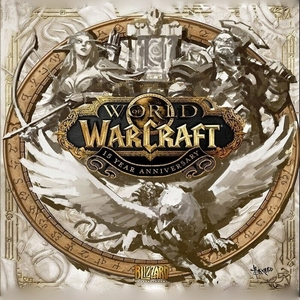 World of Warcraft 15th Anniversary Alabaster Mounts