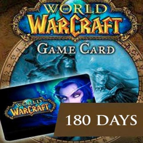 World of Warcraft 180 Days
