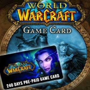 World Of Warcraft 240 Days