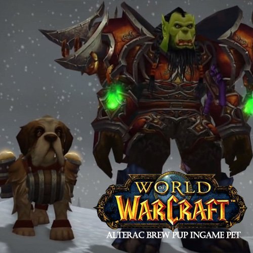 Buy World of Warcraft Alterac Brew Pup Ingame Pet CD Key Compare Prices