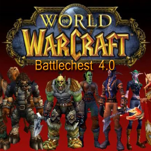 World of Warcraft Battlechest 4.0