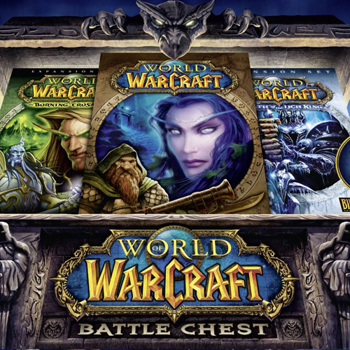 Buy World of WarCraft Battlechest 5.0 CD Key Compare Prices