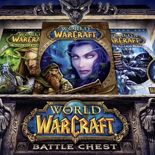 World of Warcraft Battlechest 6.0