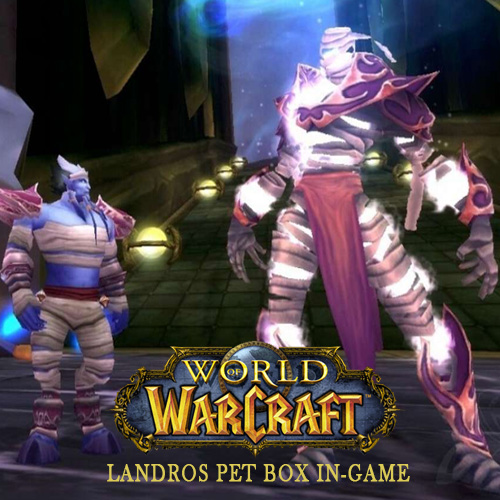 Buy World of Warcraft Landros Pet Box In-game CD Key Compare Prices