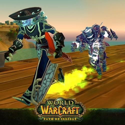 World of Warcraft Path of Illidan