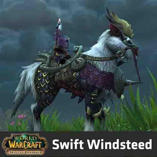 World Of Warcraft Swift Windsteed