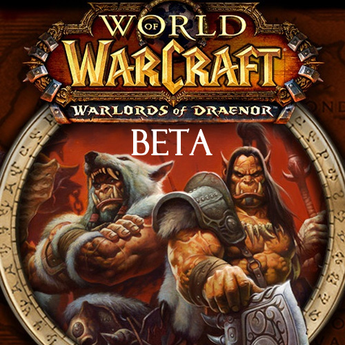 Buy World of Warcraft Warlords of Draenor BETA CD Key Compare Prices
