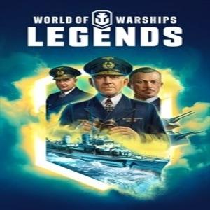 World of Warships Legends Heavy Hitter
