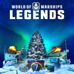 World of Warships Legends Holiday Cruisers