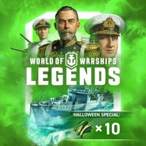 World of Warships Legends Lend-Lease Raider