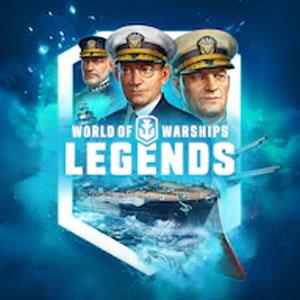 World of Warships Legends Living History