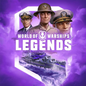World of Warships Legends One Year Strong