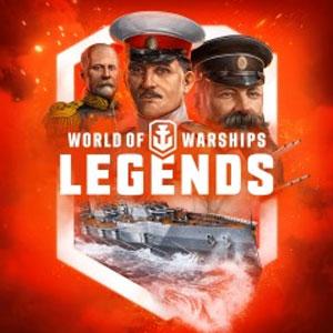 World of Warships Legends Russian Emperor