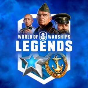 World of Warships Legends Small Treasure