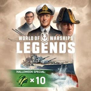 World of Warships Legends Super-dreadnought