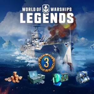World of Warships Legends Texas XL