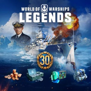 World of Warships Legends Texas XXL