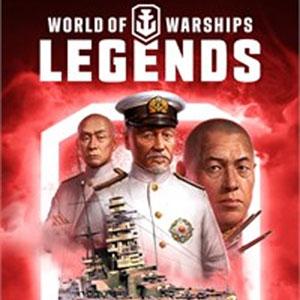 World of Warships Legends the Mighty Mutsu