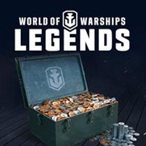 World of Warships Legends Warchest